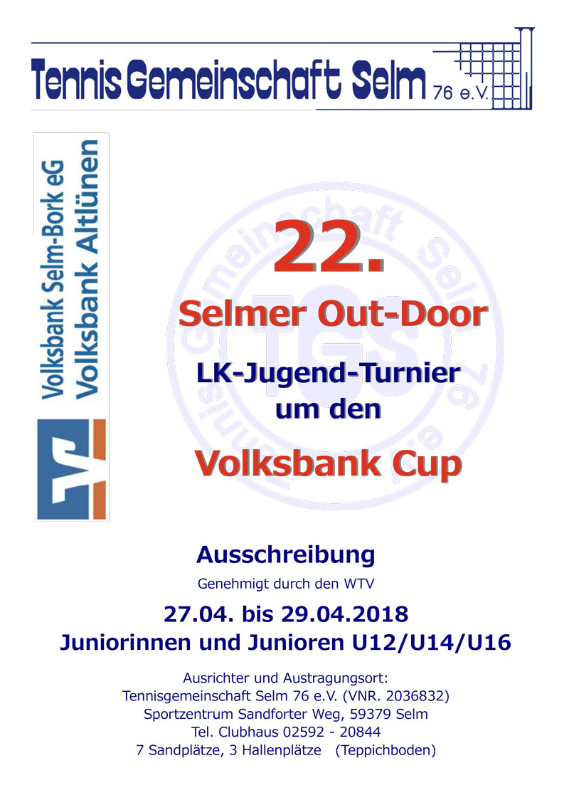 VB Cup 2018 Plakat Stand 20180228 800